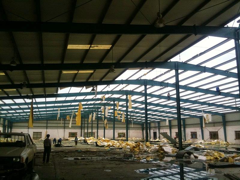 Dịch vụ tháo dỡ nhà xưởng giá rẻ tại HCM
