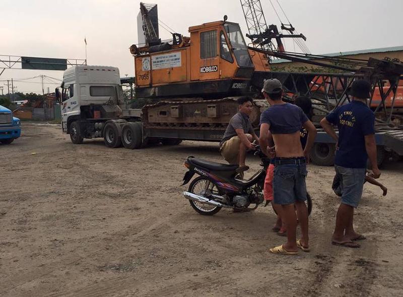 Dịch vụ chở đổ xà bần giá rẻ tại TPHCM