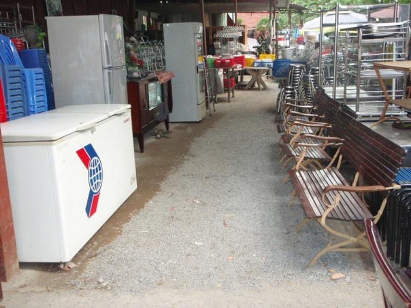 thanh lí nhà hàng tại quận 4